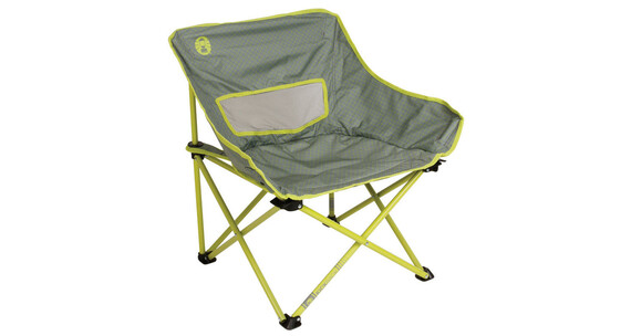 Coleman Kickback Breeze Chair lime